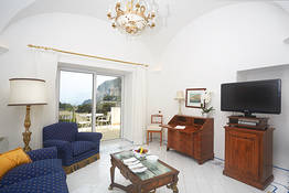 Junior Suite vista mare