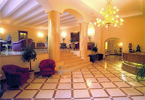 Hotel Antiche Mura Hotel 4 estrelas Sorrento