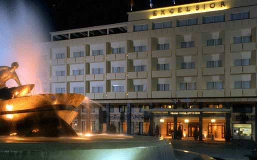 Excelsior Grand Hotel 5 Star Hotels Catania