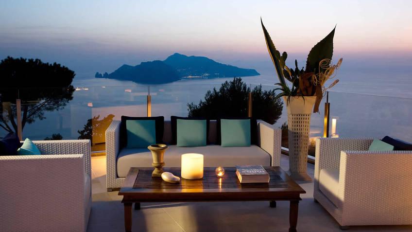Relais Blu 4 Star Hotels Massa Lubrense