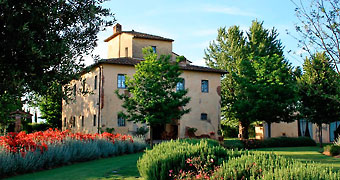 Foresteria il Giardino di Fontarronco Alberoro di Monte S. Savino Chianti hotels