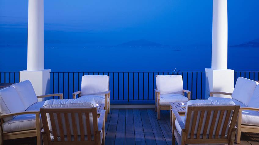 JK Capri Hotel 5 estrelas Capri