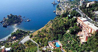 Grand Hotel Miramare Taormina Messina hotels