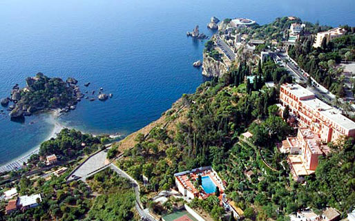 Grand Hotel Miramare Taormina Hotel