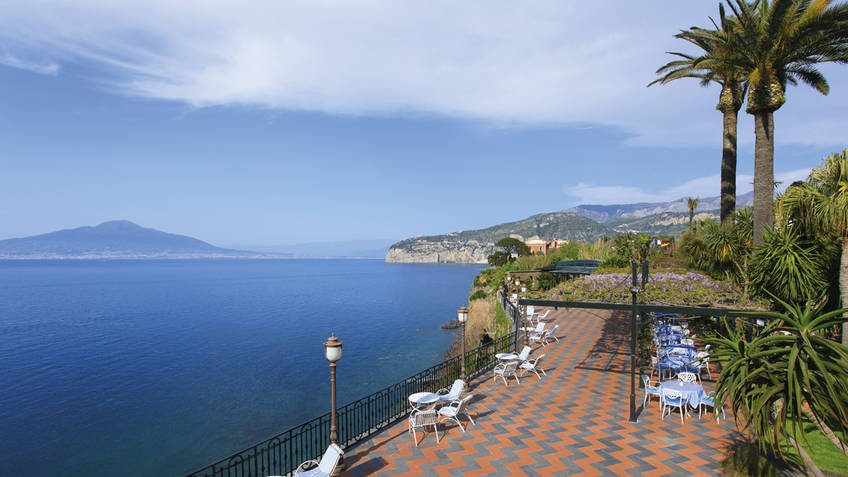 Grand Hotel Royal Hotel 5 stelle Sorrento
