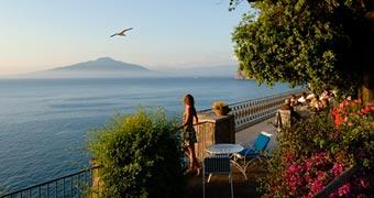 Grand Hotel Ambasciatori Sorrento Pompei hotels