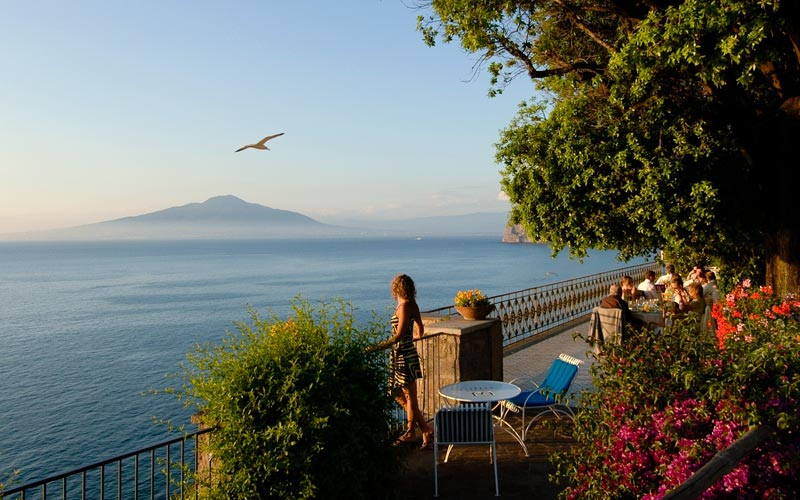 Grand Hotel Ambasciatori 5 Star Hotels Sorrento