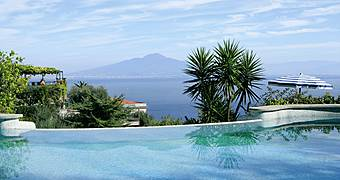 Grand Hotel Capodimonte Sorrento Pompei hotels