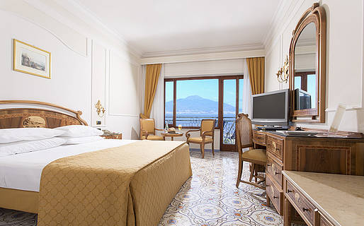 Grand Hotel De La Ville 4 Star Hotels Sorrento