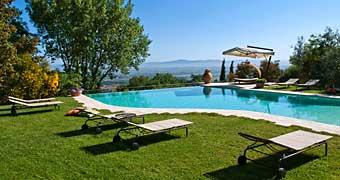Villa Cicolina Montepulciano Montalcino hotels