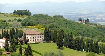 Villa Campestri Olive Oil Resort Vicchio di Mugello Mugello hotels