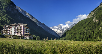Bellevue Hotel&Spa Cogne Hotel