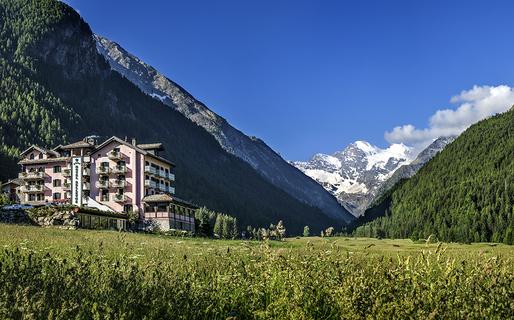 Bellevue Hotel&Spa Hotel 4 Stelle Cogne