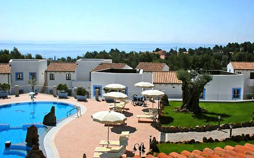Hotel Nuraghe Arvu Resort Hotel 4 Stelle Cala Gonone