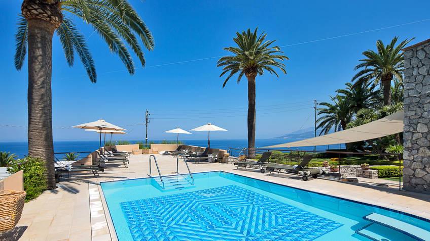 Villa Marina Capri Hotel & Spa 5 Star Hotels Capri