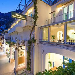 Hotel La Bougainville Positano