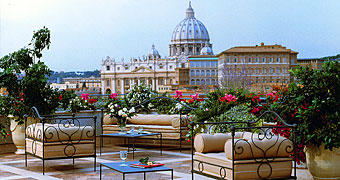 Atlante Star Roma Sistine Chapel hotels