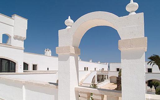 Borgobianco Resort & Spa 5 Star Hotels Polignano a Mare