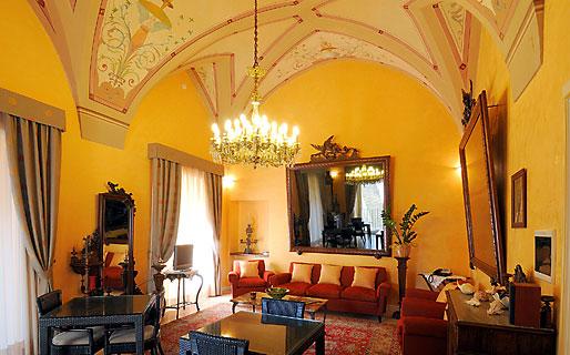Palazzo Papaleo Hotel 5 stelle Otranto