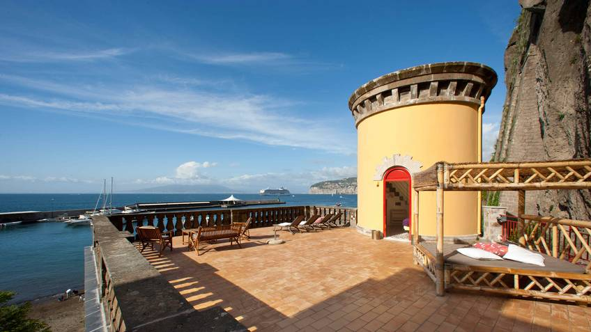 Marina Piccola 73 B&B - Casas Sorrento