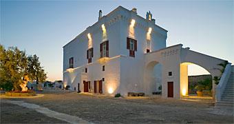 Masseria Torre Coccaro Savelletri di Fasano Ostuni hotels