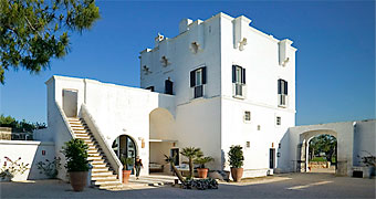 Masseria Torre Maizza Savelletri di Fasano Cisternino hotels