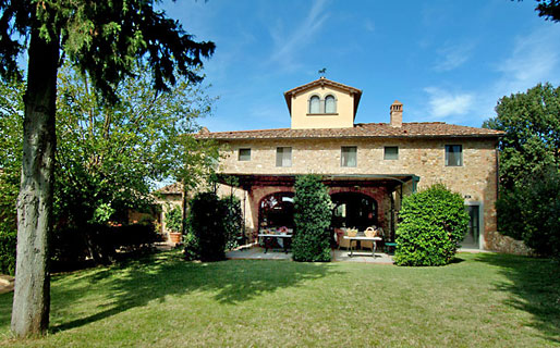 Il Borghetto Farmhouse Holidays Montefiridolfi, San Casciano Val di Pesa