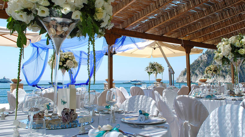 Capri Flor Weddings and Events Capri
