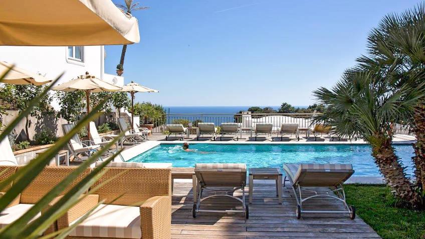 Hotel Canasta Hotel 4 estrelas Capri