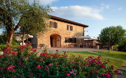 Aia Mattonata Relais Countryside Residences Siena