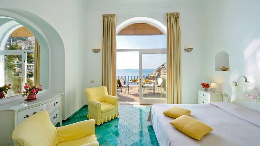 Villa Rosa B&B and Homes Positano