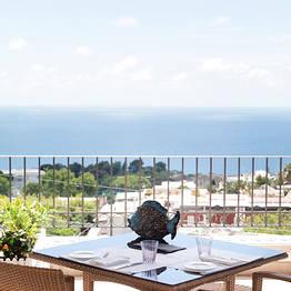 Terrazza Tiberio Capri