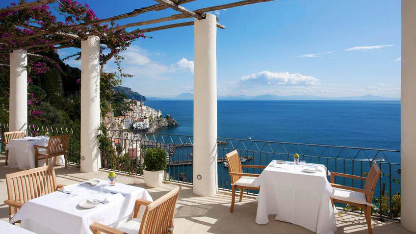 Grand Hotel Convento di Amalfi 5 Star Hotels Amalfi