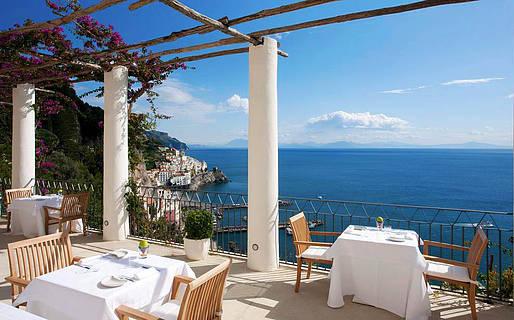 Grand Hotel Convento di Amalfi Amalfi Hotel