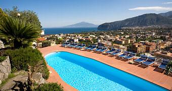 Hotel Cristina Sant'Agnello Pompei hotels