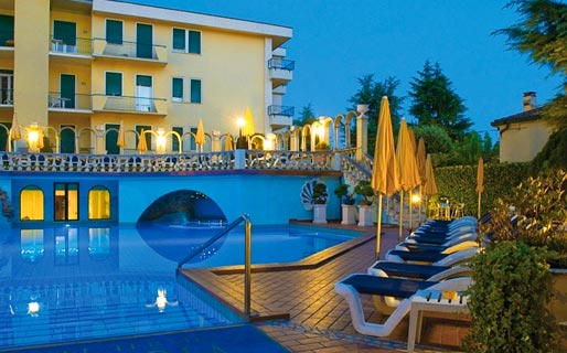 Hotel Olympia Terme Montegrotto Terme Hotel