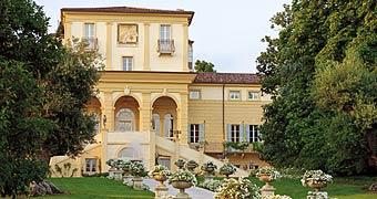 Byblos Art Hotel Villa Amistà Corrubbio di Negarine Vicenza hotels