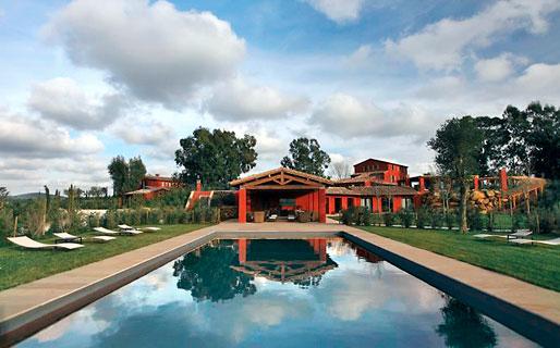 Locanda Rossa Farmhouse Holidays Capalbio