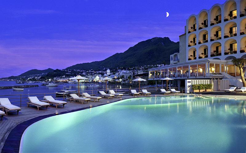 L'Albergo della Regina Isabella 5 Star Luxury Hotels Lacco Ameno - Ischia