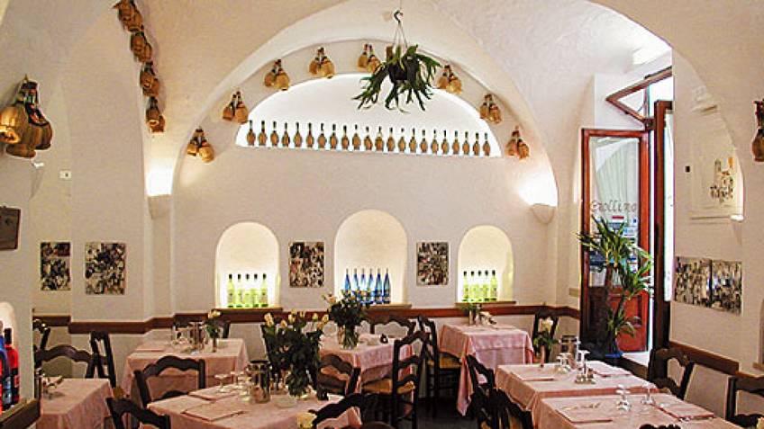 Al Grottino Restaurantes Capri
