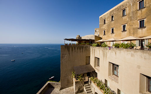 Albergo Il Monastero Ischia Hotel