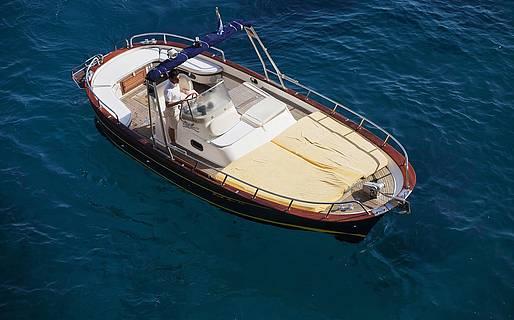 Blue Sea Capri - Lancia Apreamare (10 meters)