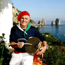 Scialapopolo - folklore Capri