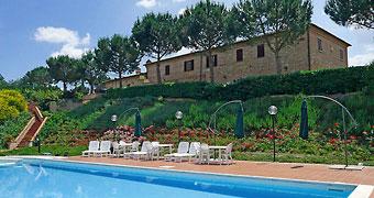 Casa di Bacco Montepulciano Montalcino hotels