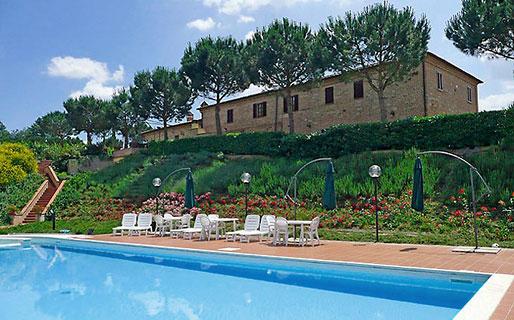 Casa di Bacco Montepulciano Hotel