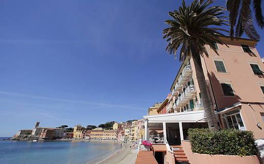 Hotel Miramare 4 Star Hotels Sestri Levante