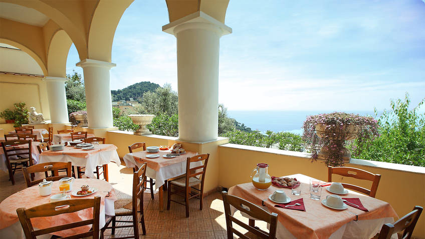 Esperia 3 Star Hotels Capri