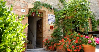 Locanda del Loggiato Bagno Vignoni San Quirico d'Orcia hotels
