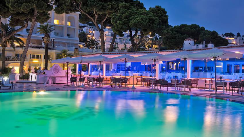 Grand Hotel Quisisana Hotel 5 estrelas luxo Capri