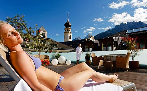 Hotel Orso Grigio 4 Star Hotels San Candido